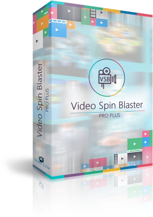 Video Spin Blaster Pro - Ultimate Video Creator | Fastest